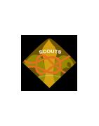 Insignias Sección Scout